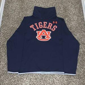 Under Armour Auburn University Highneck Sweatshirt